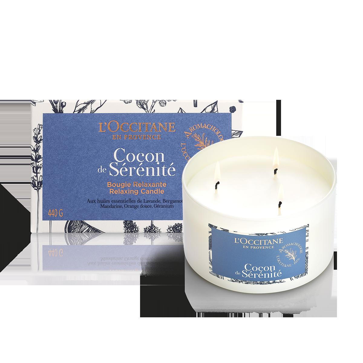Cocon de Sérénité Relaxing Premium Candle