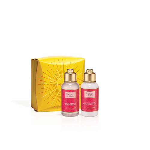 Lovely Gift set Roses et Reines