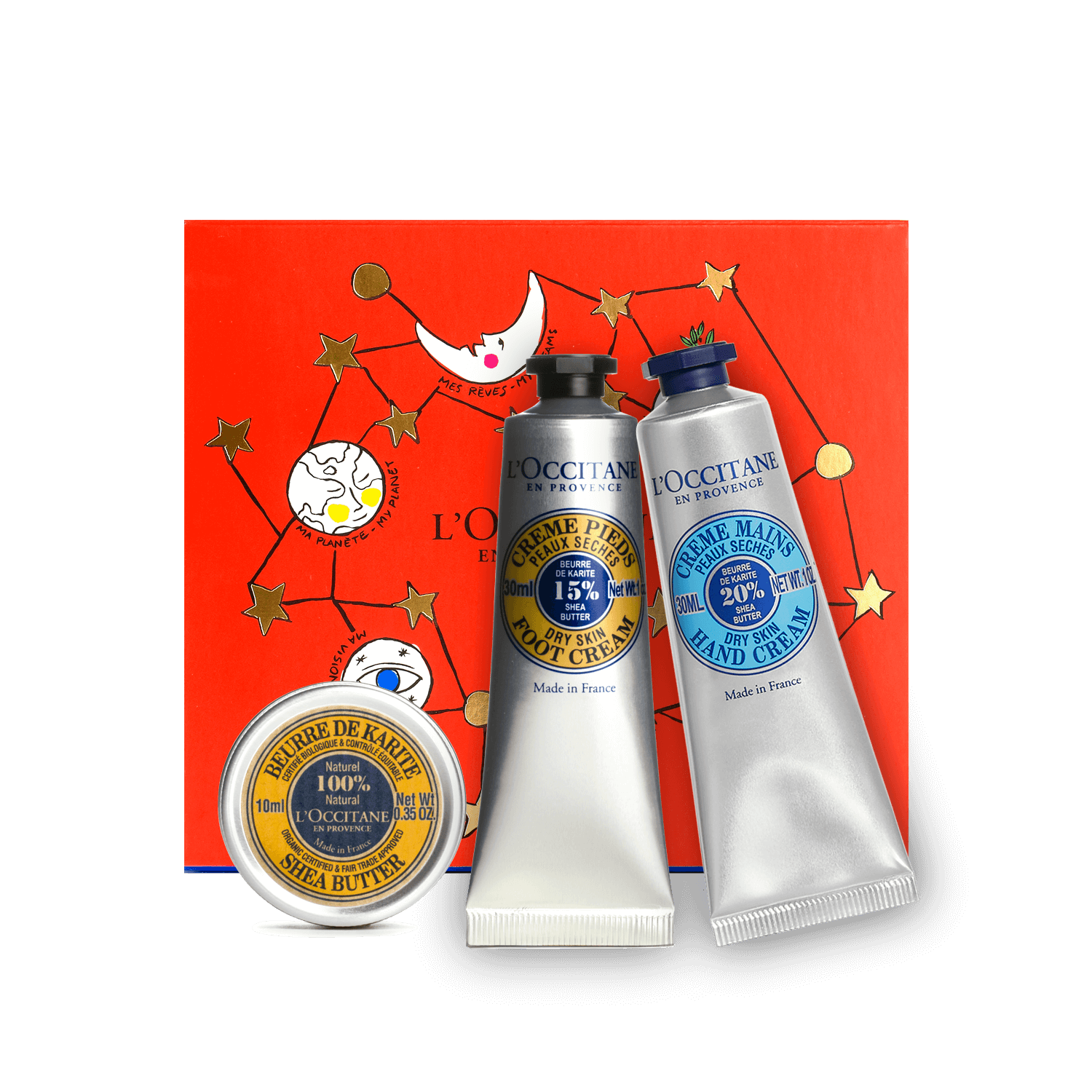 Shea Travel Set