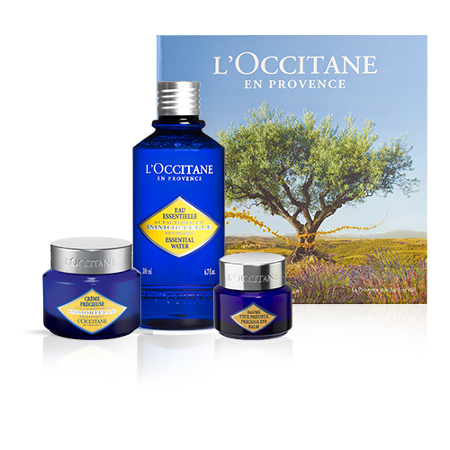 Face Care Routine - Immortelle Precious