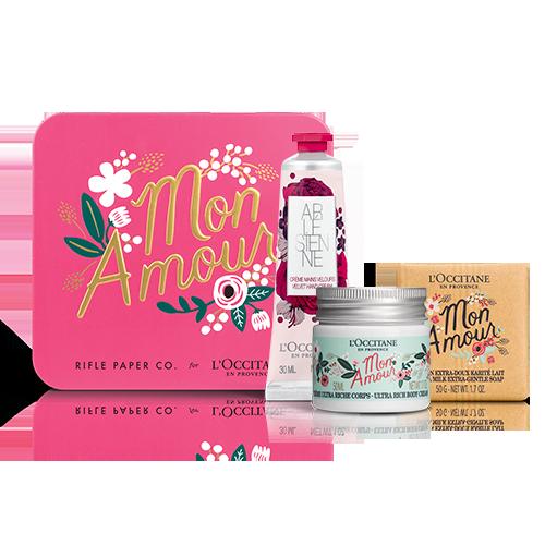 Shea Butter Body Care Kit
