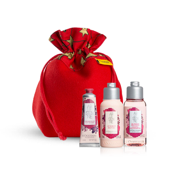 FLORAL TREAT BODY CARE STARTER KIT