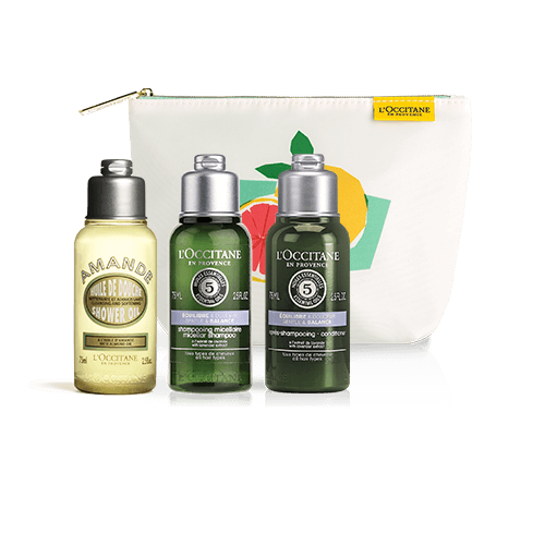 Hair Care Travel Kit - Gentle & Balance