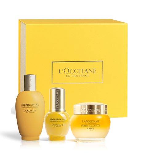 Immortelle Divine Skincare Kit