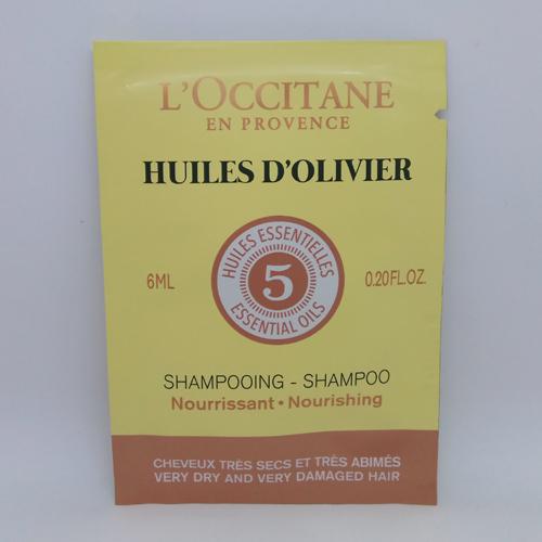 Sample Aromachologie Olivier Nourishing Shampoo
