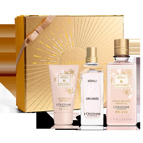 Néroli & Orchidée Gift Set