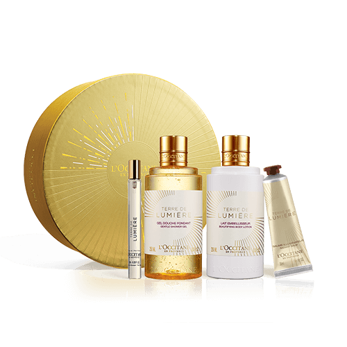 Gift Set Golden Terre de Lumiere