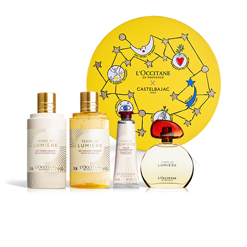 Zmysłowy zapach dla Niej - Zestaw Terre de Lumière