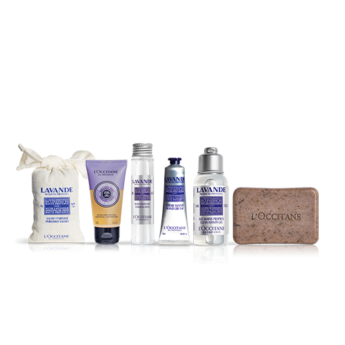 ZA RELAXING LAVENDER COLLECTION