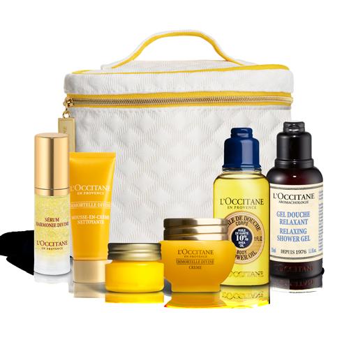 Face & body care kit