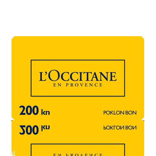 L'OCCITANE Gift Card 200 kn
