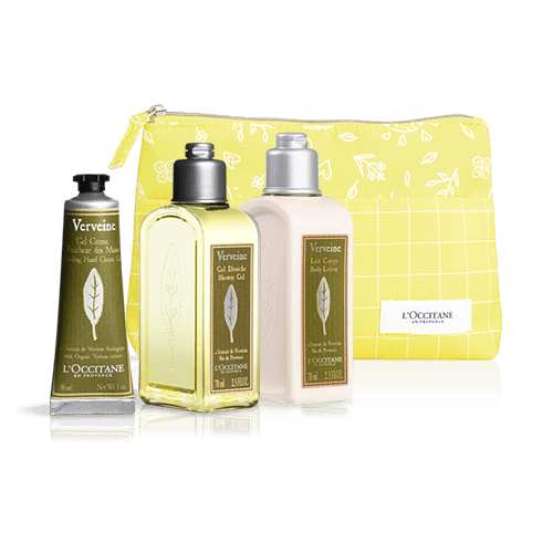 Verbena Refreshing Travel Kit