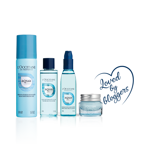 Loved By Bloggers - Aqua Kit