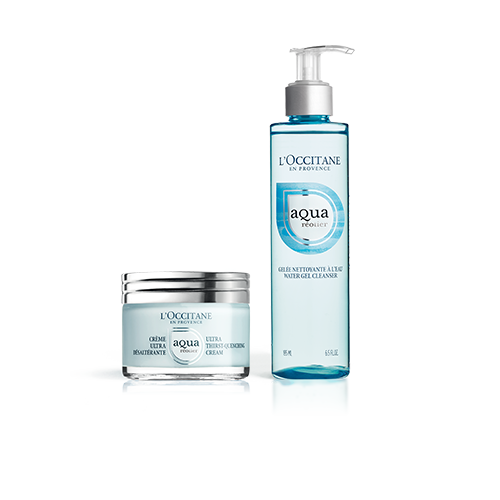Aqua Reotier Duo with a Thirst-Quenching Cream for PLN 189 only