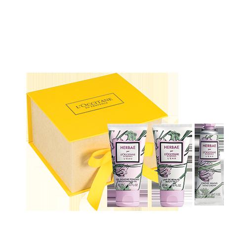 Fragrant Body Care Herbae L'Eau