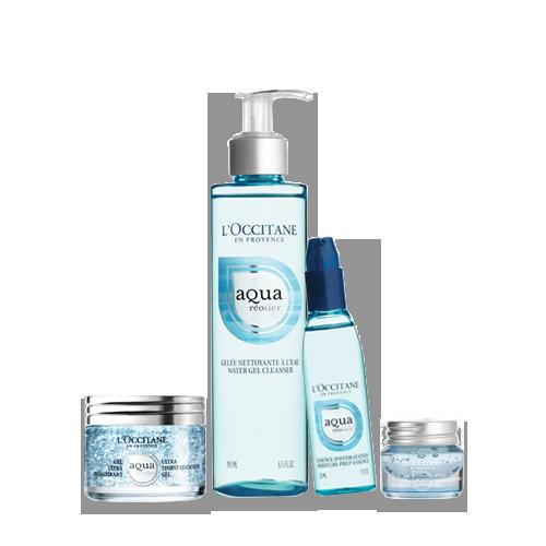 Aqua Reotier Hydrating Trio (Bubble Gel)