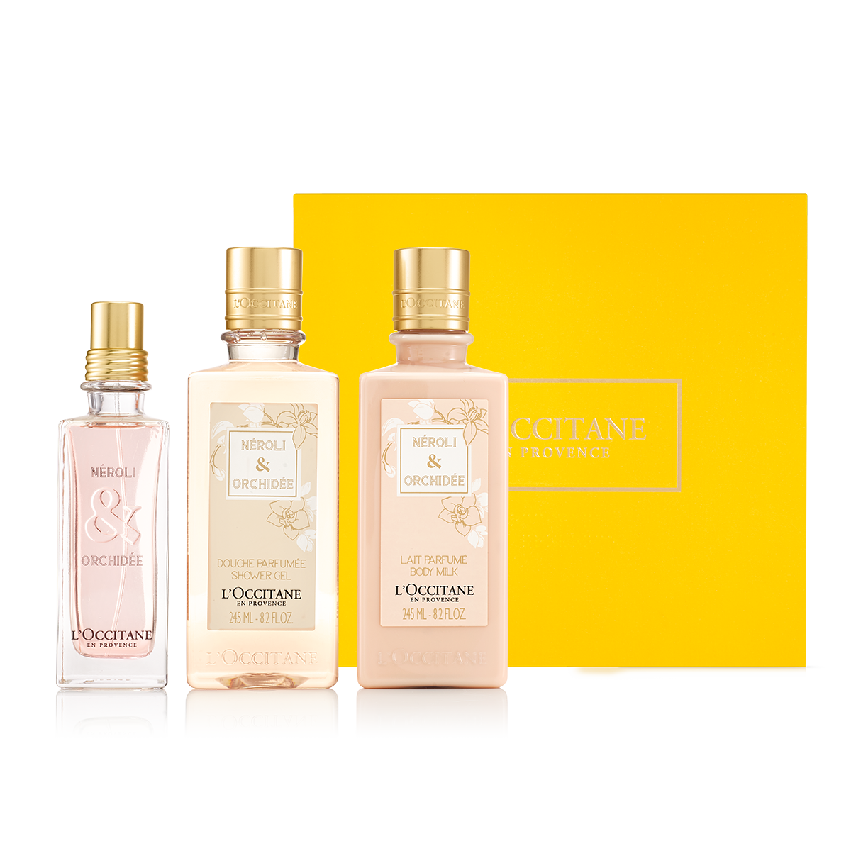 Nérolı & Orchidée Fragrance Collection - Nérolı & Orchidée Parfüm Seti