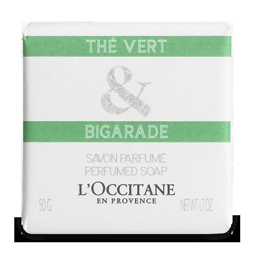 Thé Vert & Bigarade Soap