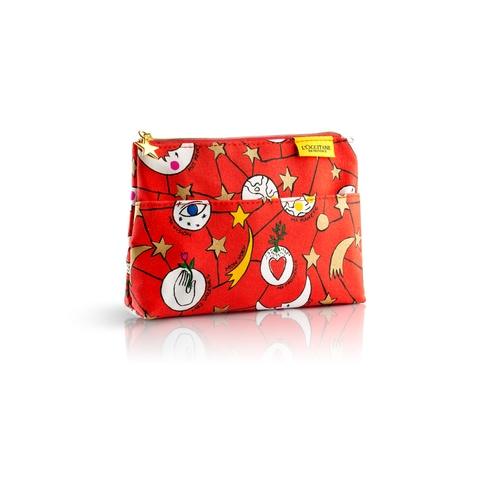 Red CASTELBAJAC Pouch