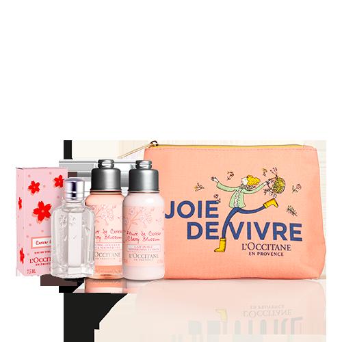 Presente Viagem Hidratação e Fragrância Flor de Cerejeira