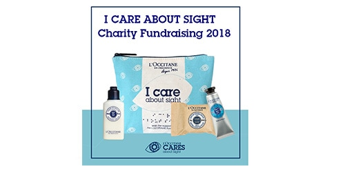Yearly Charity Fundraising - LOCCITANE