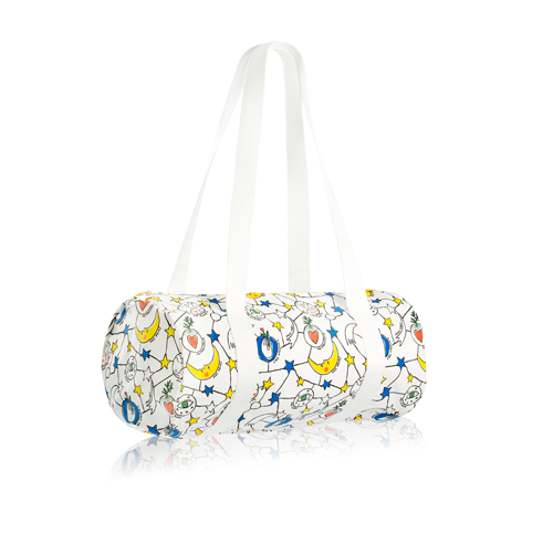 Limited Edition White Tote Bag