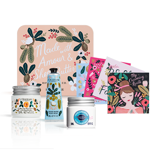 Shea Travel Set for Special Price
