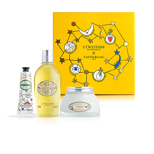 ALMOND LIMITED EDITION GIFT SET