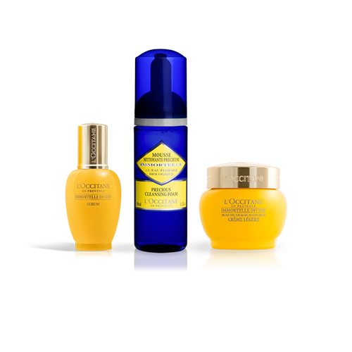 DIVINE ANTI-AGE FACE CARE SET