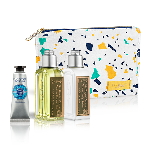 Verbena Travel Set