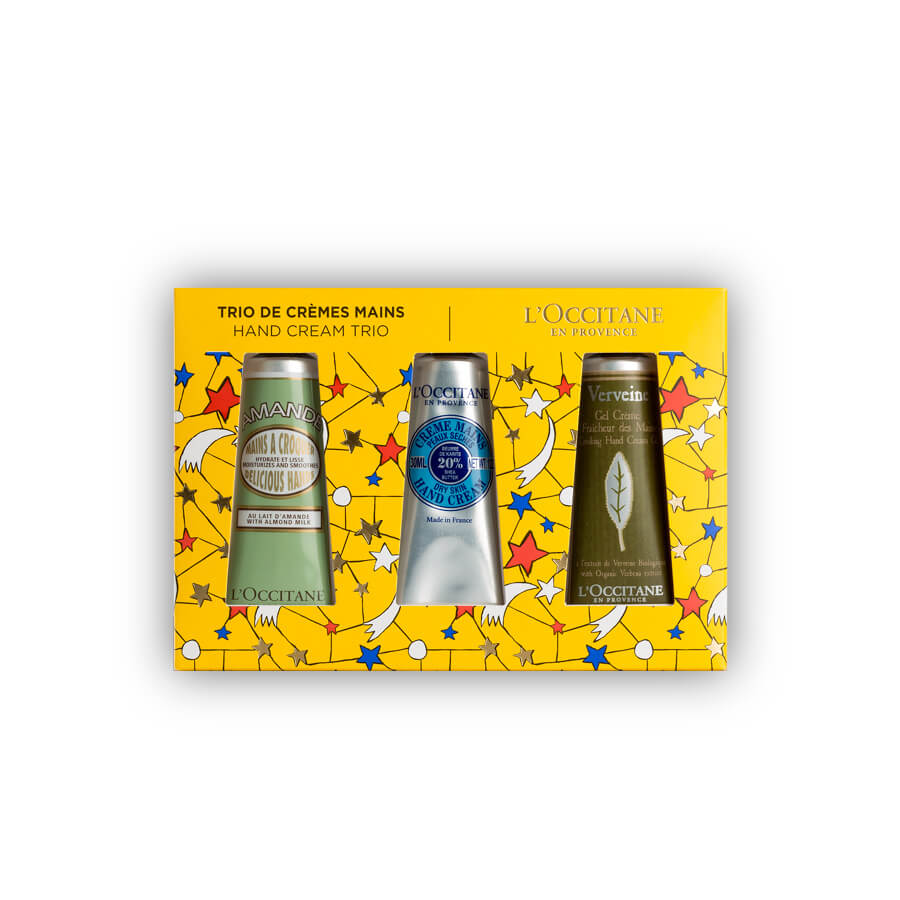 Castelbajac Hand Cream Trio 30 ml