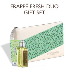 Frappe Fresh Duo Gift Set