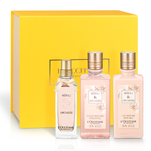 Holiday Kit Neroli &Orchidee