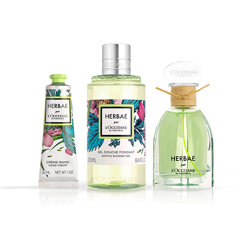 HERBAE FRAGRANCE SET BIG