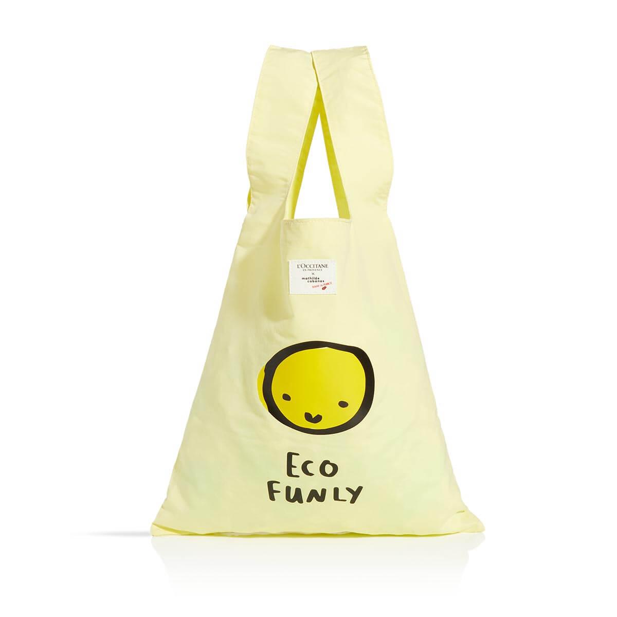The L'OCCITANE shopping bag