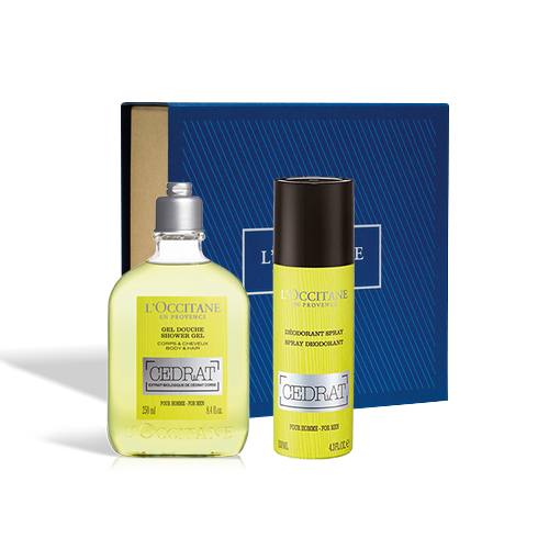Cedrat Deo Set for PLN 129 only!