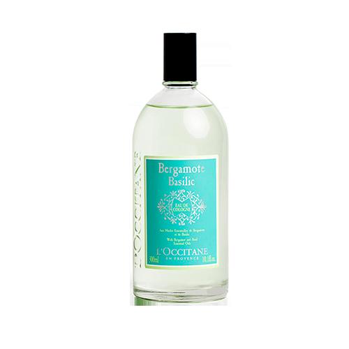 Desodorante Colônia de Bergamota e Basílico