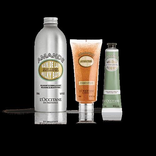 Home Spa Bath Kit | Almond