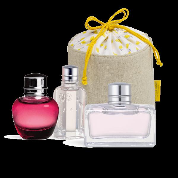 Perfume Sampler Trio