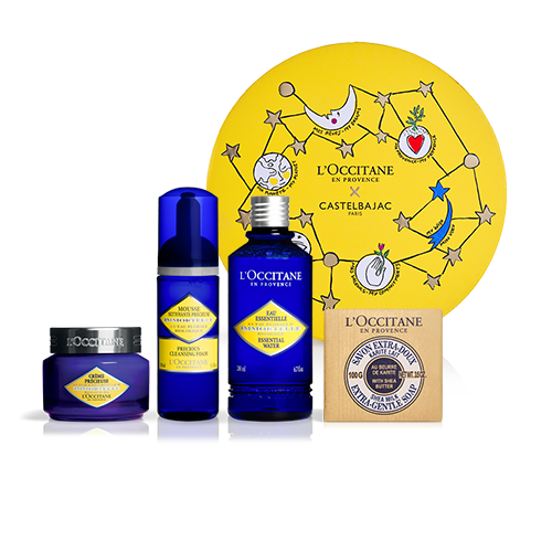 Rejuvenating Face Care - Immortelle Set
