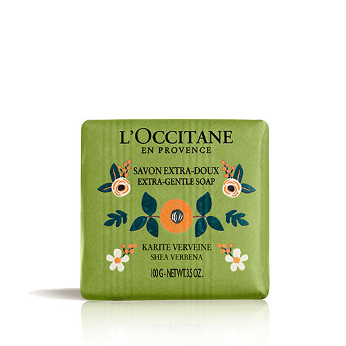 Shea Extra Gentle Soap Verbena