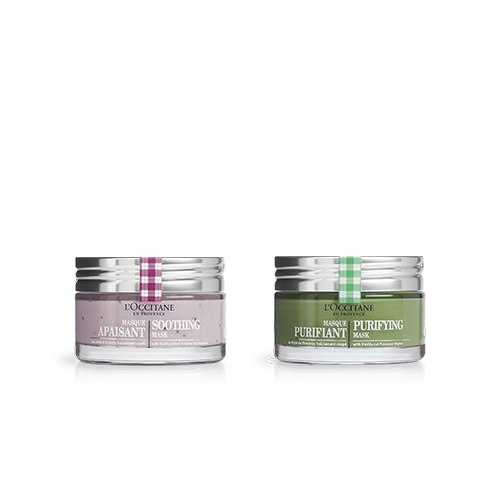 MULTI MASK DUO - SOOTHING & PURIFYING