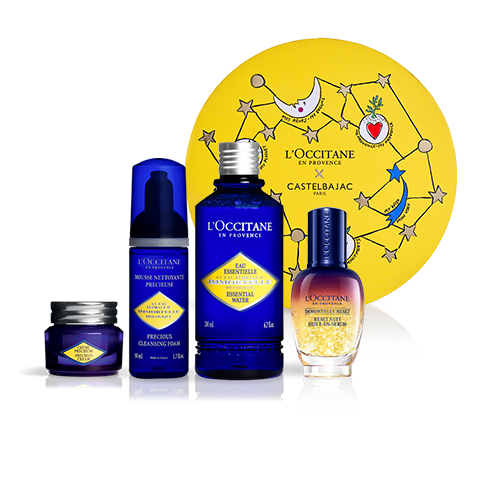 Intensively Regenerating Face Care - Immortelle Reset Set