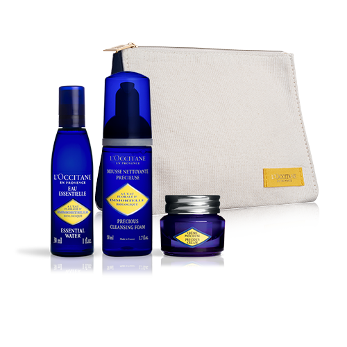 Immortelle Face Care Set