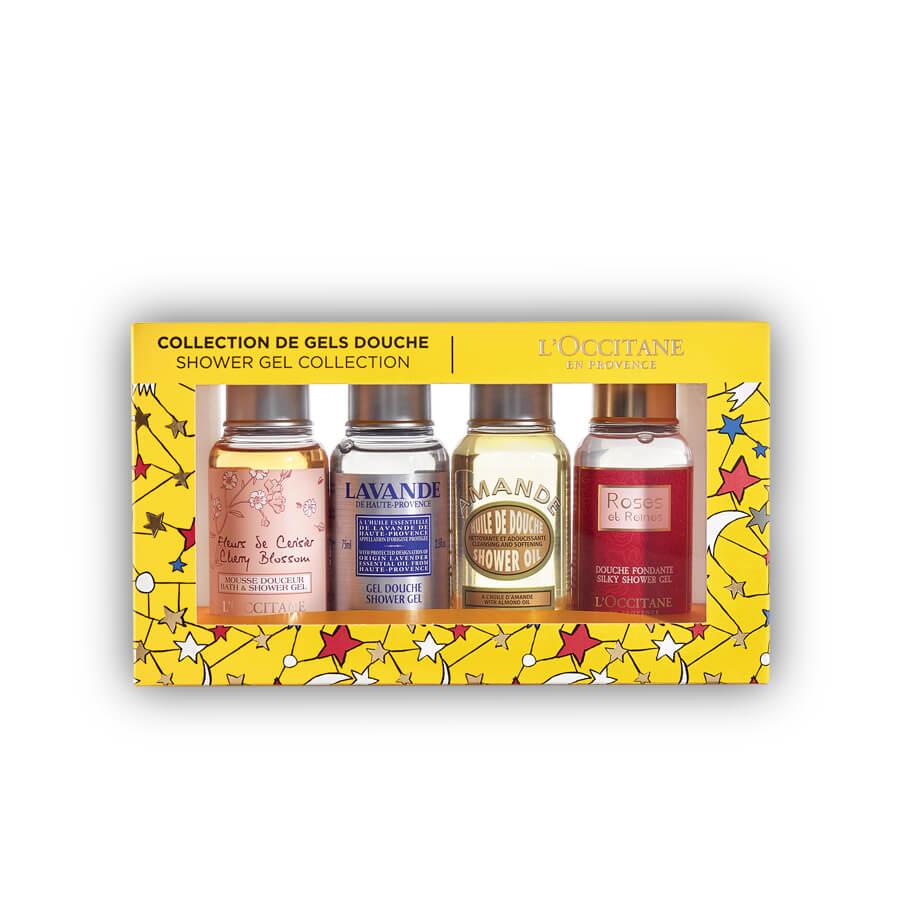 Shower Gel Quartet