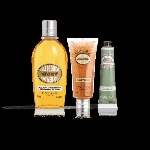Home Spa Shower Kit | Almond