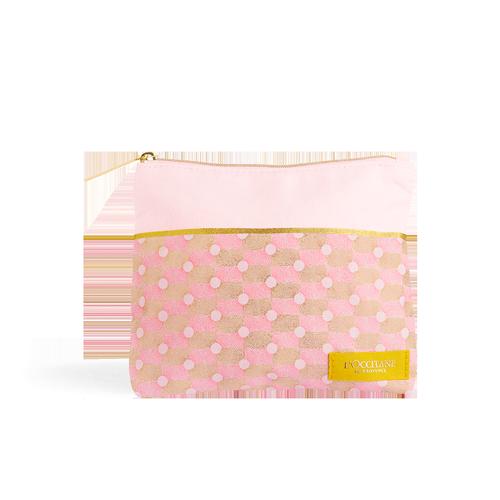 粉紅花香禮
