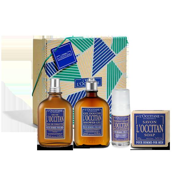 L'Occitan Parfüm & Vücut Bakım Seti