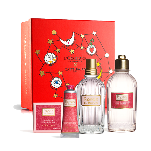 Cadou Romantic Rose and Reines