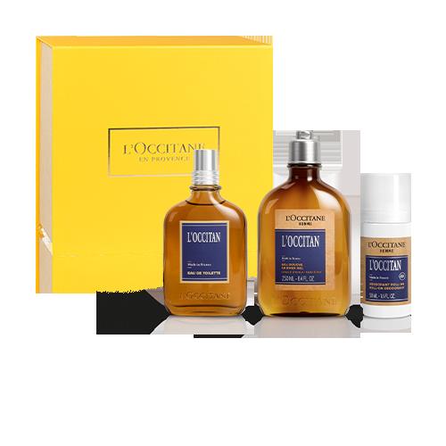 Mysterious Fragrance Set For Men | L'occitan
